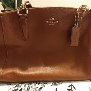 Small Brown Coach Bag